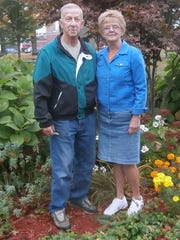 Ken and Kay Ernest were longtime supporters of the Brand Park Beautification Committee. The committee will honor Ken Ernest, who died last summer, at the first concert of the summer series Sunday.