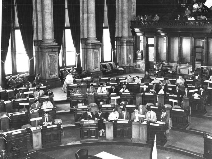 Photos The Iowa Capitol Through The Years