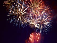 Here's when and where to see fireworks in 2017 in the Franklin County area
