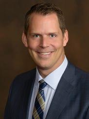 Utah Sen. Jacob Anderegg