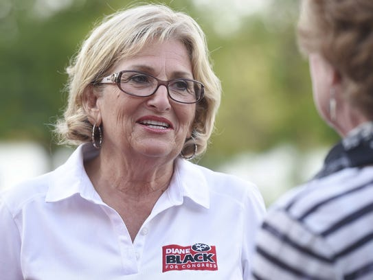 Diane Black enters race for governor of Tennessee