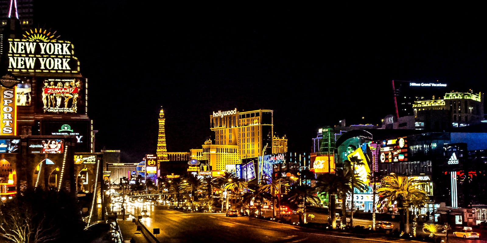 No masks required for vaccinated guests at MGM Resorts Las Vegas properties