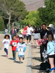 The Armed Forces Day Kids Run for Department of Defense