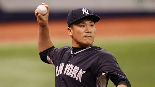 Masahiro Tanaka was put on the disabled list July 9.