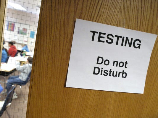 Standardized tests leave other aspects behind