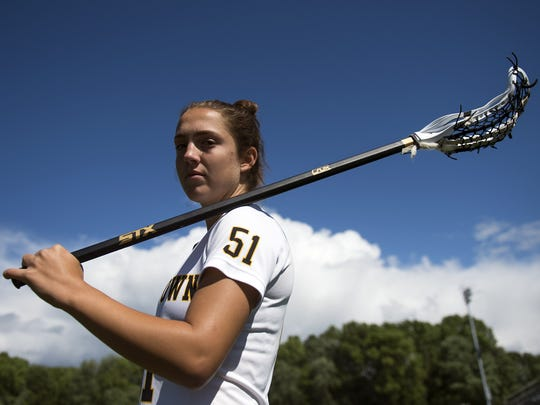 Moorestown's Quinn Nicolai is the Courier-Post's Girls' Lacrosse Player of the Year.