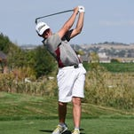 Windsor junior Cole Krantz, shown earlier this season, will compete in the Class 4A state championships beginning Monday at Fox Hills Golf Club in Longmont.