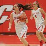 Canton's Criscenti scores Athlete of the Week honors