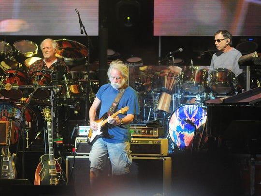 Dead & Company featuring Bob Weir, John Mayer, Mickey