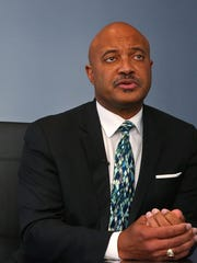 Indiana Attorney General Curtis Hill speaks about his