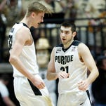 Dakota Mathias sets the tone for Purdue basketball with his calm intensity