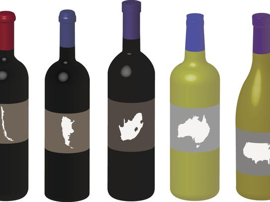 Wines of the World 3D