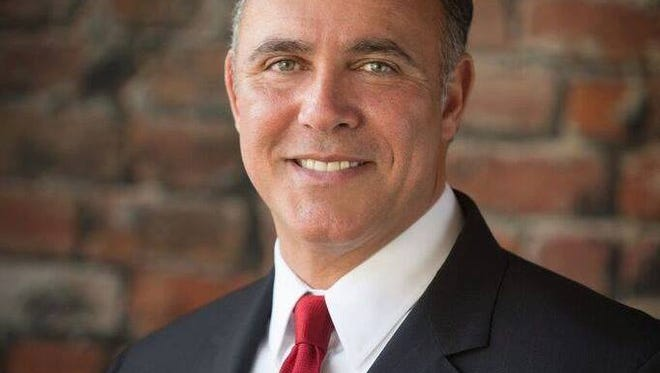 John G. Sierchio of Boonton Township will seek the GOP nomination in the June 7 primary for Morris County sheriff