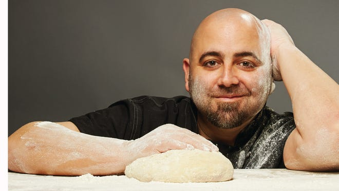 """Chef Duff Goldman of """"Ace of Cakes"""" fame will headline the Ventura County Star Food & Wine Experience when it takes place Oct. 1 at Olivas Adobe in Ventura."""