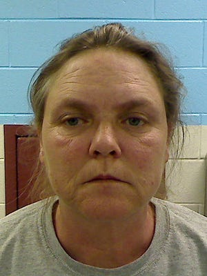 FILE - This photo released by the Etowah County Sheriff's Office shows Joyce Hardin Garrard, who is is charged with capital murder, accused of making her 9-year-old granddaughter, Savannah Hardin, run until the girl collapsed and died, all as punishment for lying about candy. Final jury selection is set to begin in the case the week of Feb. 23, 2015, in Gadsden, Ala., located about 60 miles northeast of Birmingham. Opening statements will follow. (AP Photo/Etowah County Sheriff's Office, File)