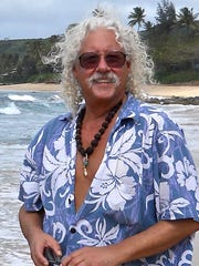 Arlo Guthrie discovered his love for the sea while