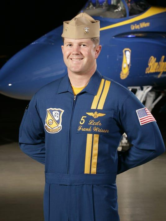 Lt. Frank Weisser