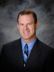 Roger Rice, deputy superintendent of Ventura County