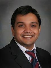 Dr. Raghavendra Tirupathi.
