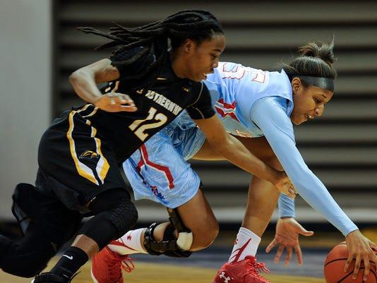 Lady Techster Basketball vs USM