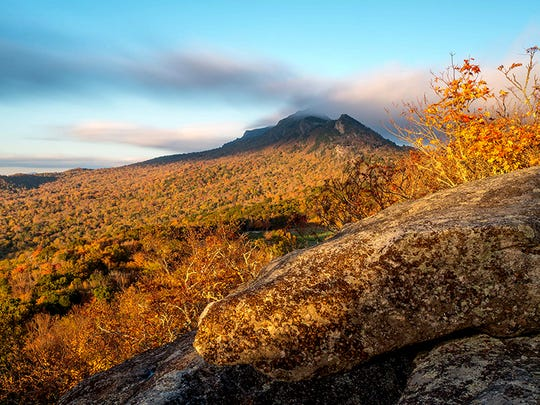 The Fantastic Fall Color Ramble will be Oct. 13 at Grandfather Mountain.
