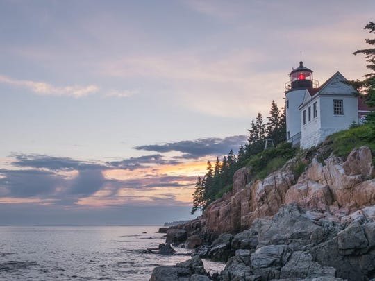 The Magruder VIP Club's trips for 2019 include Acadia National Park in June.