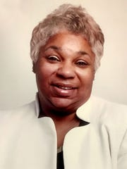 Cherunda Fox of Detroit,  is an independent write-in candidate for president.