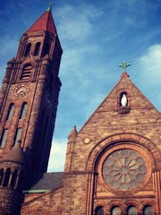 Immaculate Conception (St. Mary's) Church in Yonkers