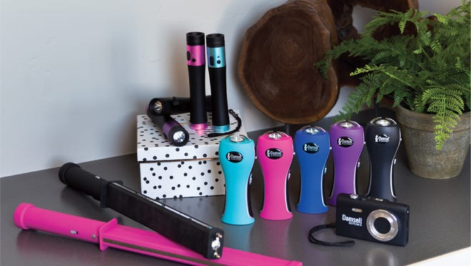Damsel in Defense provides personal protection items to encourage empowerment and safety for women.
