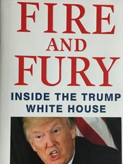 "Cover of ""Fire and Fury: Inside the Trump White House"" by Michael Wolff"