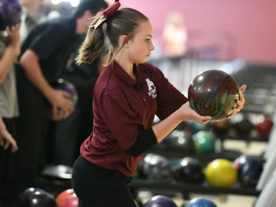 High School Bowling: Shore Lanes