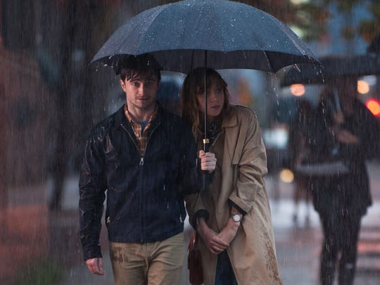 """Daniel Radcliffe and Zoe Kazan star in the 2013 romantic comedy """"What If."""""""