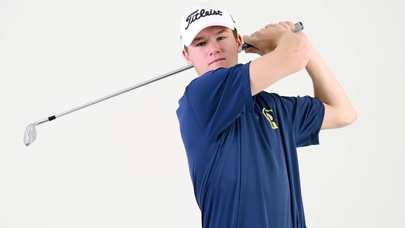 Roberson senior and West Virginia recruit Matt Sharpstene recorded the best individual or team performance of any Western North Carolina representative in the NCHSAA golf tournaments which wrapped up Tuesday in the Pinehurst area.