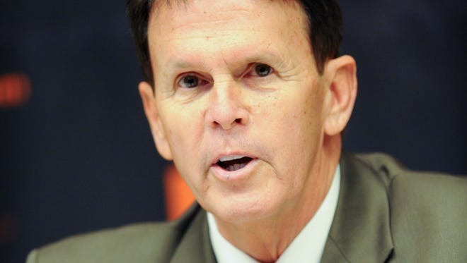 Tennessee Volunteers athletic director Dave Hart
