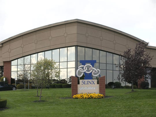 5LINX Enterprises headquarters in Henrietta.