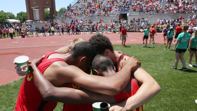 The three-day event that is the state track meet before big crowds at Jesse Owens Memorial Stadium leaves lifelong memories for those who compete there.