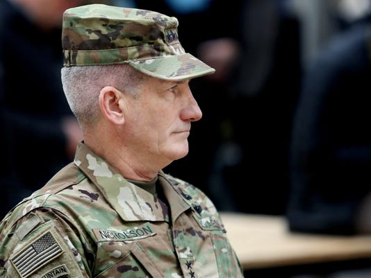 AP AFGHANISTAN US GENERALS REPORT I AFG