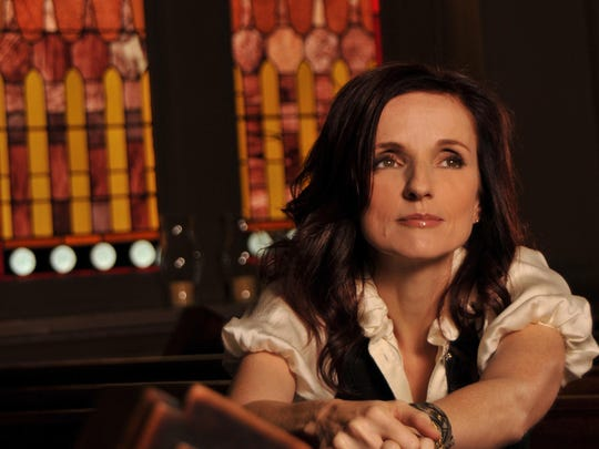Patty Griffin performs at State Theatre of Ithaca on Oct. 9.