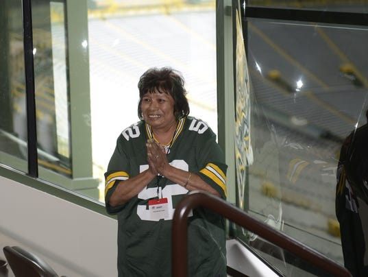 Susan Sayeed, Packers, Wisconsin Lottery