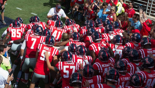 Ole Miss received its sixth commitment for its 2018 recruiting class Monday.