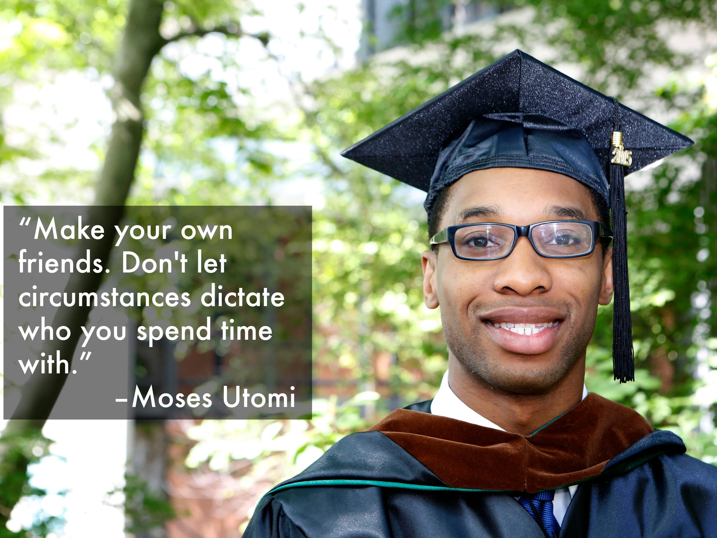 Westchester, Rockland college graduates share pearls of wisdom
