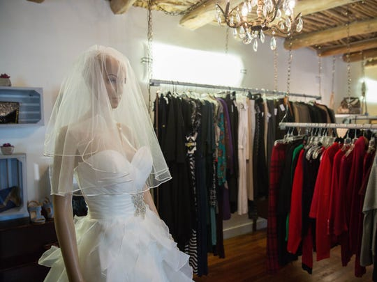 a76346e3b88 High-end fashion is offered on consignment at My Rich Sister s Closet in  Mesilla