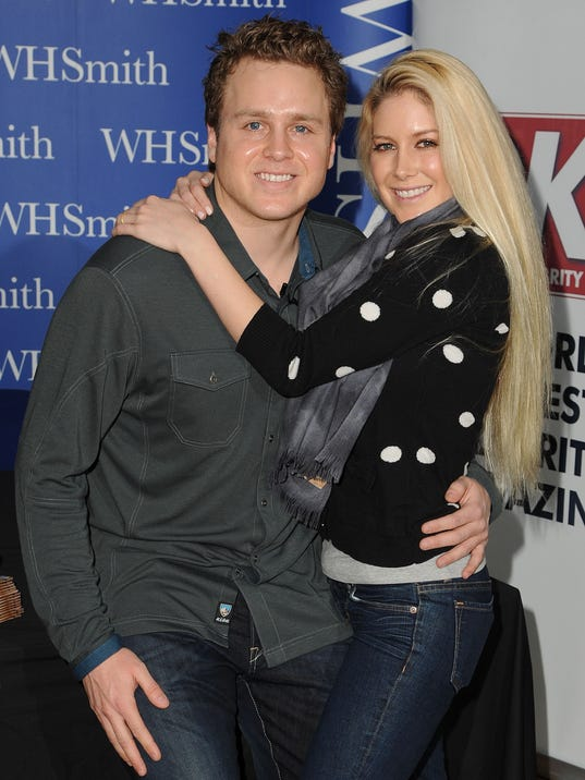 Heidi Montag And Spencer Pratt - Magazine Signing