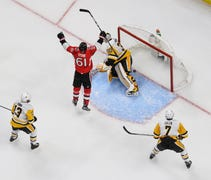 Craig Anderson and the Ottawa Senators bounced bac...