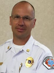Jeff Jackson of Sandusky County EMS said the department has administered fewer doses of naloxone to fewer people so far this year compared to 2016.