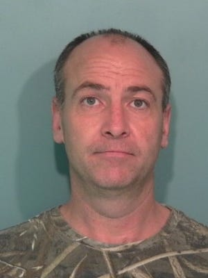 Ovid Lavoie, 45, of Falls City, was arrested on suspicion of attacking another inmate at Polk County Jail and kicking his tooth out.