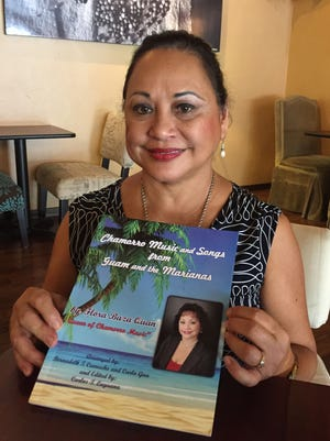 """Grab your copy of Flora Baza Quan's new book """"Chamorro Music and Songs from Guam and the Marianas."""""""