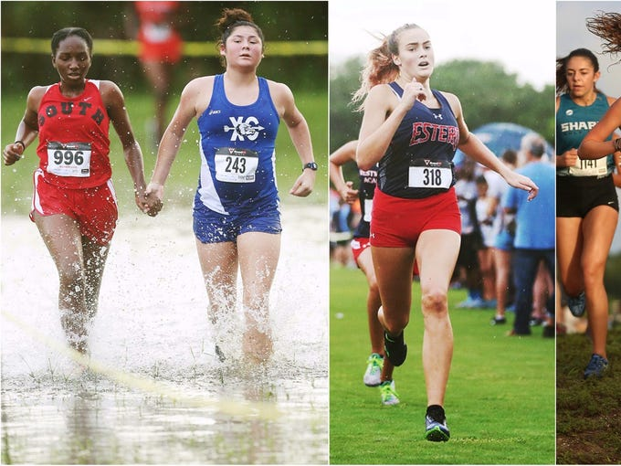 More than 1,000 Florida high school runners competed