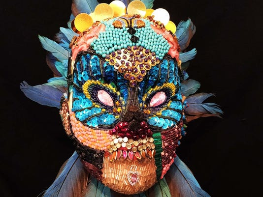 Gallery 104 Arts Association of Oldham County Persona The Mask 02 copy