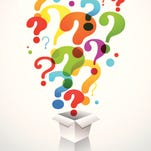 Today's Question: Oct. 26